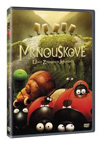 Mrňouskové: Údolí ztracených mravenců DVD