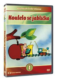 Koulelo se jablíčko 1 DVD
