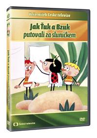Jak Ťuk a Bzuk putovali za sluníčkem DVD