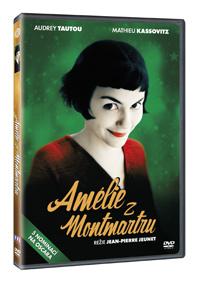 Amélie z Montmartru DVD