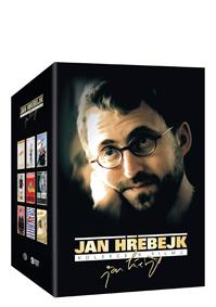 Kolekce filmů Jana Hřebejka 9DVD