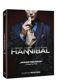 Hannibal 1. série 4Blu-ray