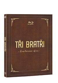 Tři bratři Blu-ray - mediabook - Limitovaná edice