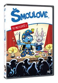 Šmoulové - To nejlepší 2 DVD
