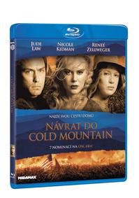 Návrat do Cold Mountain Blu-ray