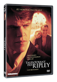 Talentovaný pan Ripley DVD