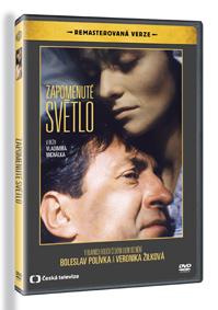 Zapomenuté světlo (remasterovaná verze) DVD