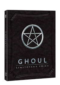 Ghoul Blu-ray (3D+2D) mediabook - Limitovaná edice
