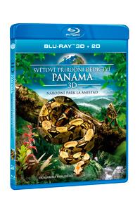Světové přírodní dědictví: Panama - Národní park La Amistad Blu-ray (3D)