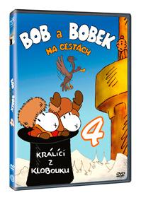 Bob a Bobek na cestách 4 DVD