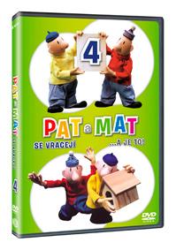 Pat a Mat 4 DVD