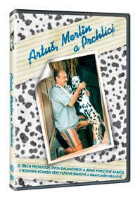 Artuš, Merlin a Prchlíci DVD