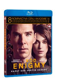 Kód Enigmy Blu-ray