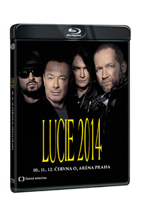 Lucie 2014 Blu-ray