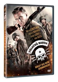 Válečná banda DVD