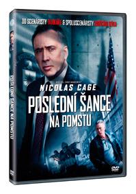 Poslední šance na pomstu DVD
