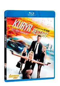 Kurýr: Restart Blu-ray