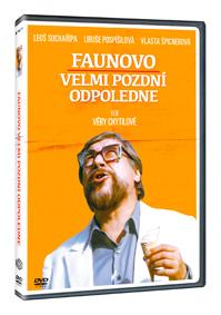Faunovo velmi pozdní odpoledne DVD