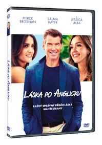 Láska po anglicku DVD