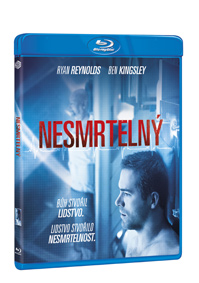 Nesmrtelný Blu-ray