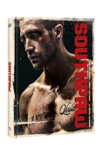 Bojovník Blu-ray - mediabook - limitovaná edice