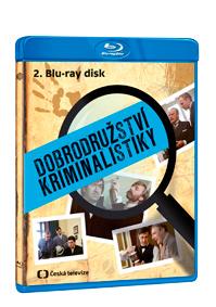Dobrodružství kriminalistiky 2 Blu-ray (remasterovaná verze)