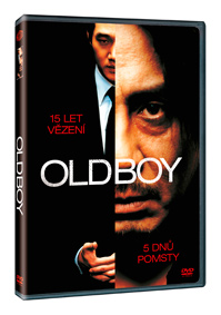 Old Boy DVD