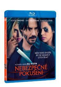 Nebezpečné pokušení Blu-ray