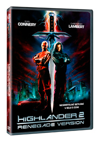 Highlander 2 - Renegade Version DVD