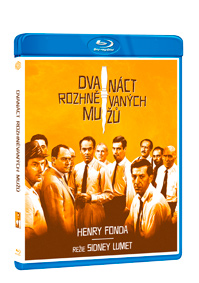 Dvanáct rozhněvaných mužů Blu-ray