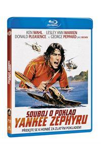 Souboj o poklad Yankee Zephyru Blu-ray