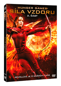 Hunger Games: Síla vzdoru 2. část DVD