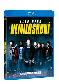 Nemilosrdní Blu-ray