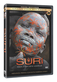 Suri DVD