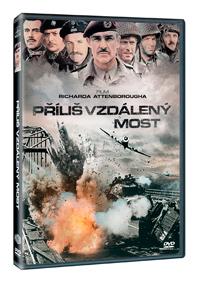 Příliš vzdálený most DVD