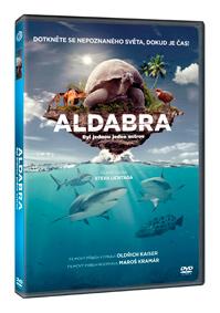 Aldabra: Byl jednou jeden ostrov DVD