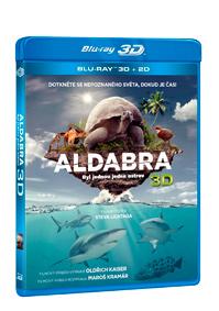 Aldabra: Byl jednou jeden ostrov Blu-ray (3D+2D)