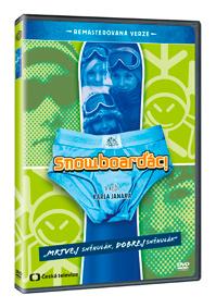 Snowboarďáci (remasterovaná verze) DVD