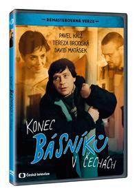 Konec básníků vČechách (remasterovaná verze) DVD