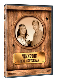 Vinnetou - Rudý gentleman DVD