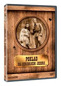 Poklad na Stříbrném jezeře DVD