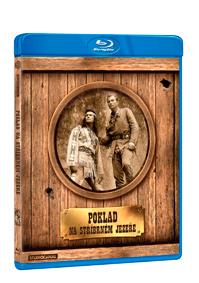 Poklad na Stříbrném jezeře Blu-ray