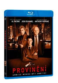 Provinění Blu-ray