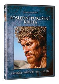 Poslední pokušení Krista DVD