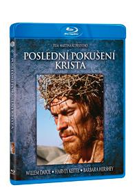 Poslední pokušení Krista Blu-ray