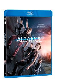 Série Divergence: Aliance Blu-ray