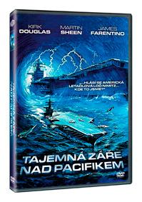 Tajemná záře nad Pacifikem DVD