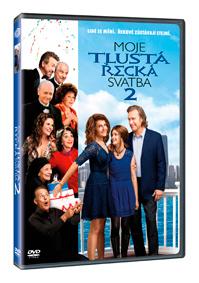 Moje tlustá řecká svatba 2 DVD