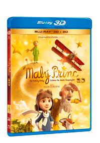 Malý princ Blu-ray (3D+2D)