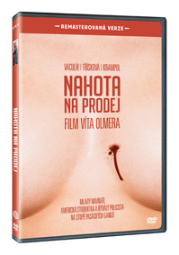 Nahota na prodej (remasterovaná verze) DVD